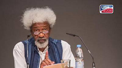 Wole Soyinka to relocate to South Africa