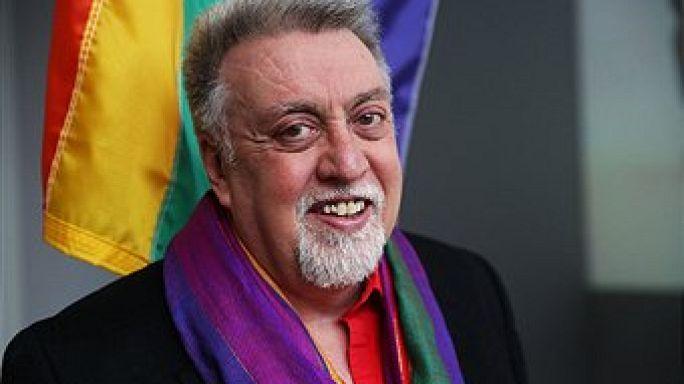 Gilbert Baker, designer of rainbow flag, dies