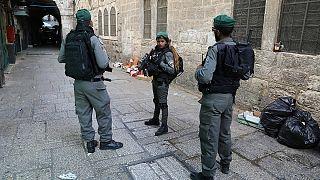 İsrail'de Filistinli saldırgan öldürüldü