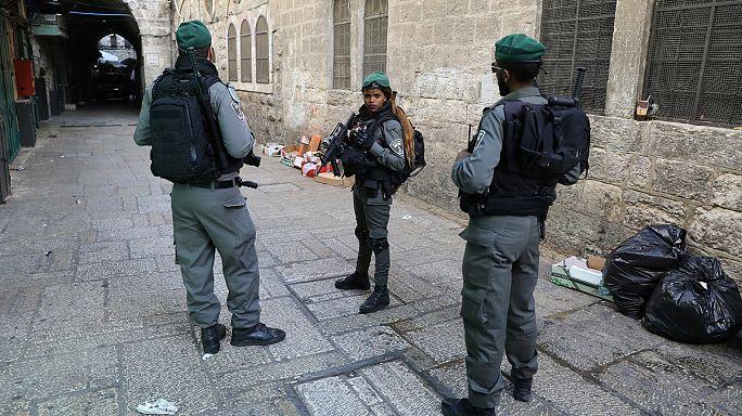 Israel: Teenage attacker killed
