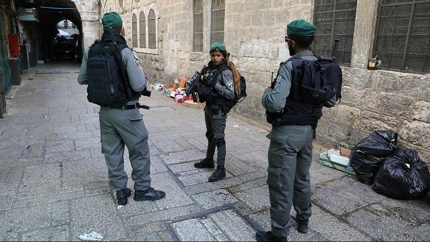 Otro ataque con cuchillo en Jerusalén acaba con tres heridos y la muerte del agresor