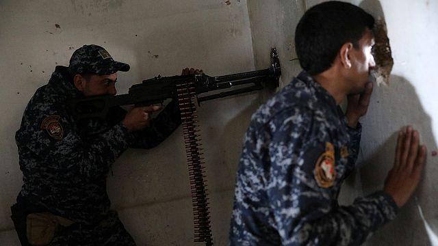 IŞİD'in iki numarası El Cumali öldürüldü