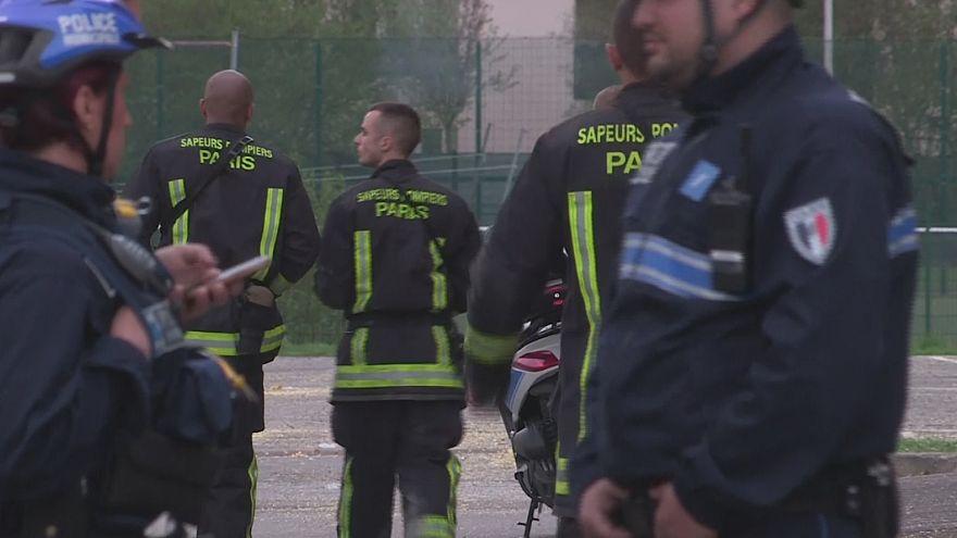 Франция: карнавальное чучело взорвалось и поранило людей
