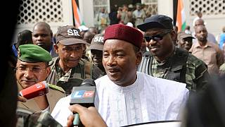 Niger President Mahamadou Issoufou rules out bid for third term