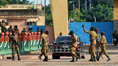 "Burkina Faso soldiers tried for ""conspiracy"" say they were tortured"