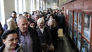 آغاز رای گیری برای انتخابات ریاست جمهوری صربستان