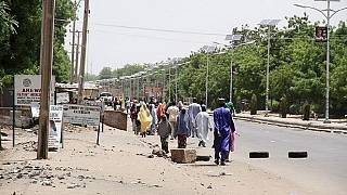 Three suicide bombers killed in foiled attacks in northeastern Nigeria