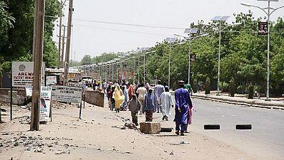 Trois Kamikazes ont été tués lors d'attaques éclatées dans le nord-est du Nigeria