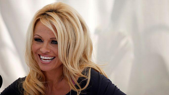 Pamela Anderson (49) über ihre Liebe zu Julian Assange (45)