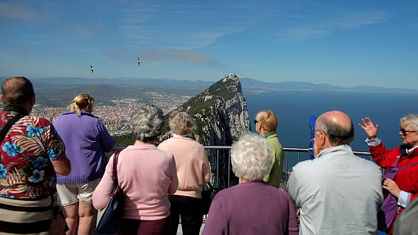 UK politician is slammed for 'sabre-rattling' over Gibraltar