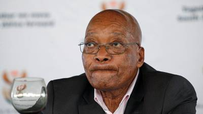 SA parliament speaker says Zuma could face no-confidence motion