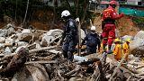 Растёт число жертв селевого потока в Колумбии