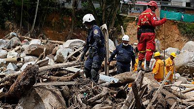Colombie : la ville de Mocoa dévastée