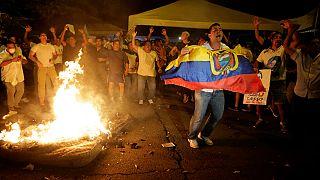 الاكوادور: مرشح المعارضة للانتخابات الرئاسية يعلن أنه سيطعن في النتائج بدعوى التزوير