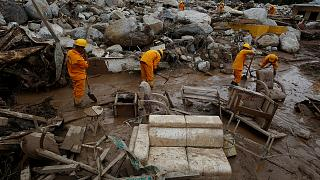 Tragédia na Colômbia agrava-se