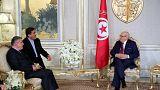 تونس اظهارات منتسب به سبسی درباره حمایت ایران از جهان اسلام در برابر اسرائیل را تکذیب کرد