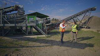 نتائج مشجعة لإعادة تدويرنفايات الهدم والبناء في سلوفينيا