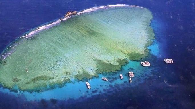 Egypt to transfer strategic Red Sea islands to Saudi