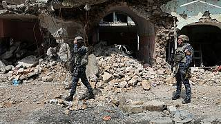 Civilians used as human shields in Mosul