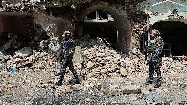 عملیات آزادسازی موصل؛ کودکان و غیرنظامیان سپر انسانی داعش