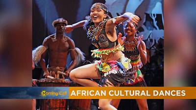 African cultural dances [Culture on TMC]
