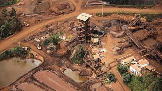 Image: Brazil dam collapse