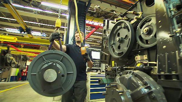 UE: Desemprego recua para nível de 2009