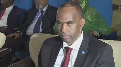 New Somali PM vows to eliminate corruption