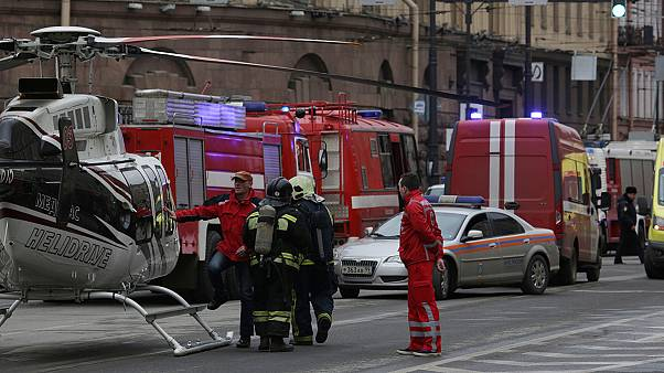 St Petersburg explosion: What we know