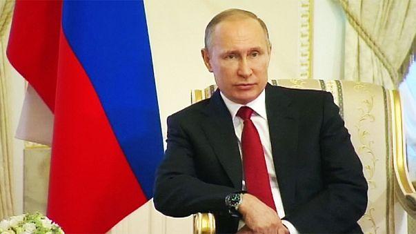 Putyin: mindent megtesznek, hogy felderítsék a történtek okát.