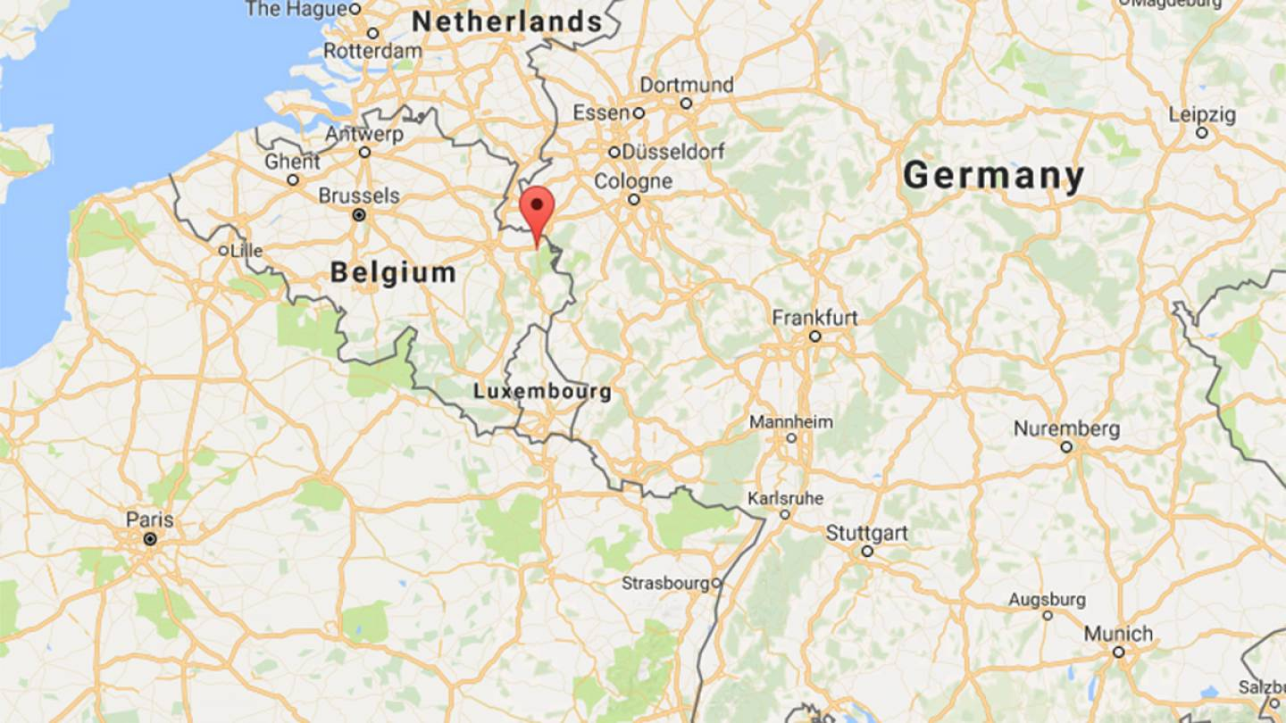 Map Of Germany Luxembourg Belgium.Belgium S German Speaking Region Gets A New Name Euronews