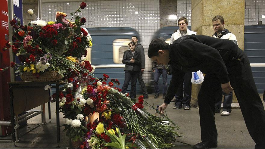 As principais datas do terror na Rússia desde 2010