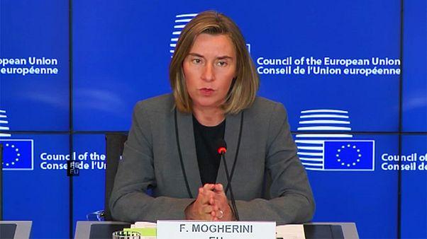 ابراز همدردی و همبستگی مقامات اروپا با قربانیان انفجار روسیه