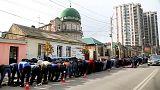 A exposição da Rússia aos extremistas islâmicos do Cáucaso