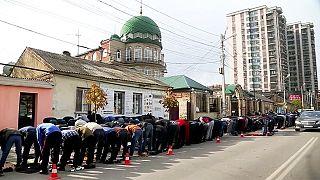پیکارجویان اسلامگرای آسیای میانه و تهدید امنیت روسیه