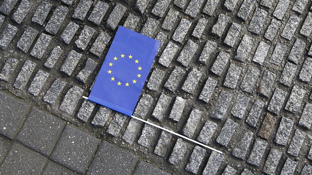 اخبار از بروکسل؛ سخنرانی رئیس جمهور آلمان در پارلمان اروپا