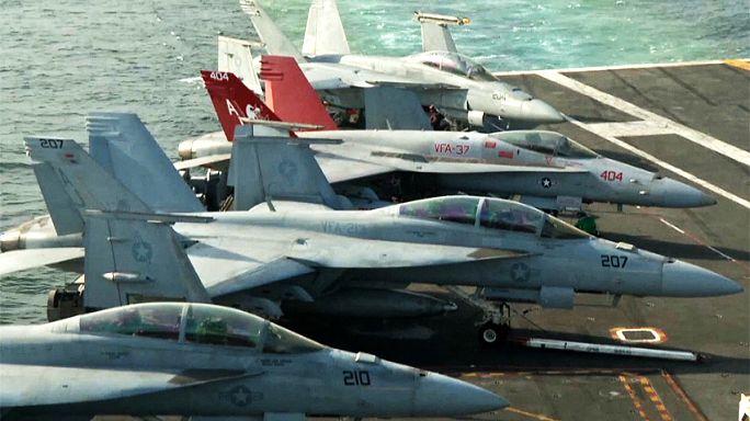 ABD Yemen'de bir ayda 70 hava saldırısı düzenledi