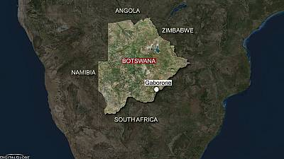 Séisme de magnitude 6,5 au Botswana