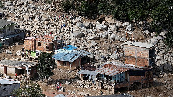 Colombia: rischio epidemie a Mocoa