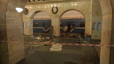 Saint-Pétersbourg : le kamikaze présumé du métro était d'origine kirghize