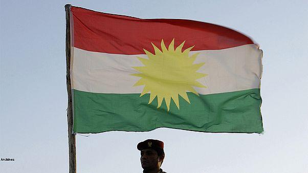 ایران با اهتزاز پرچم اقلیم کردستان در کرکوک مخالف است
