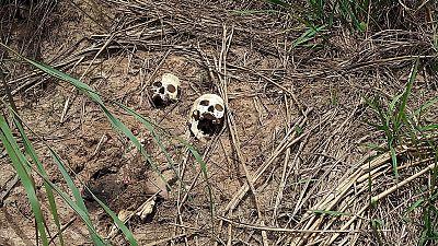 RD Congo : 13 nouvelles fosses communes découvertes par l'ONU