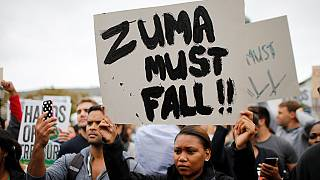 S.Africa's opposition determined to oust Zuma