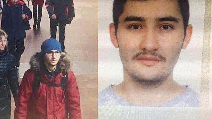 Suspected St Petersburg bomber identified as Kyrgyz-born Russian