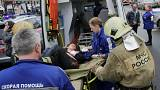 Among injured in Russia blast, four in a critical condition