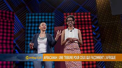 "Afracanah : a voice for the continent's ""shapers"" [Grand Angle]"