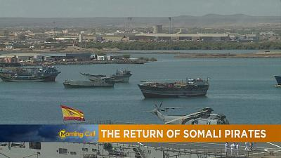 Somali pirates hijack another ship [The Morning Call]