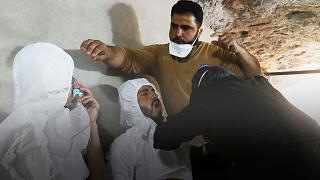 Vegyi fegyvert vetettek be Szíriában