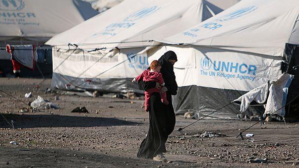 Adományokat gyűjtenek Szíriának