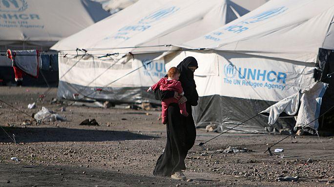 Брюссельский форум увеличит помощь сирийским беженцам